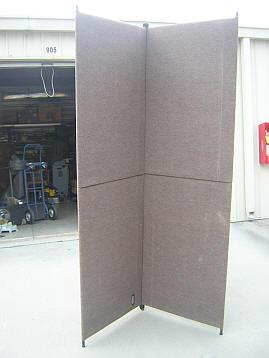 Display Knock Down Panels 2