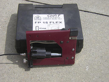 Pneumatic Flex Driver with Case