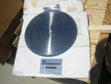Ultramiter Brand Carbide Saw Blades