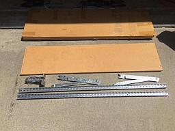 Wizard 8000 Wall Mount Kit